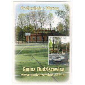 GMINA BUDZISZEWICE WIDOKÓWKA A44092