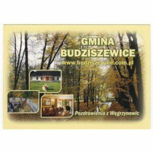 GMINA BUDZISZEWICE WIDOKÓWKA A44093