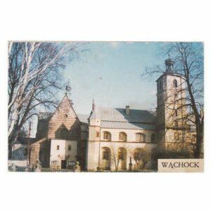 WĄCHOCK WIDOKÓWKA A44134