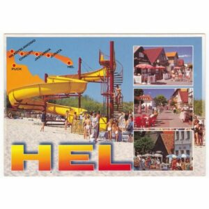 HEL MAPKA WIDOKÓWKA A44174