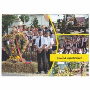 OPATOWIEC GMINA WIDOKÓWKA A44217