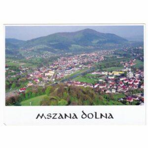 MSZANA DOLNA WIDOKÓWKA A51268