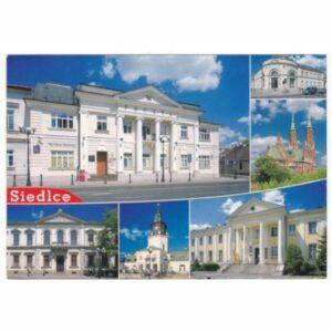 SIEDLCE WIDOKÓWKA WR7865