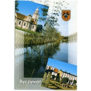 RYCZYWÓŁ HERB WIDOKÓWKA A45162