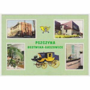 PSZCZYNA BESTWINA GASZOWICE WIDOKÓWKA A48893