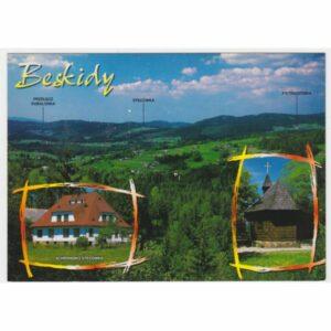 BESKIDY WIDOKÓWKA A48950