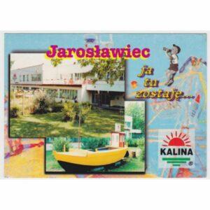 JAROSŁAWIEC WIDOKÓWKA A49164