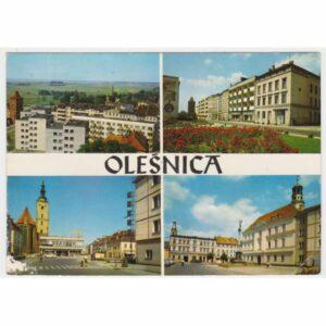 OLEŚNICA WIDOKÓWKA A49291