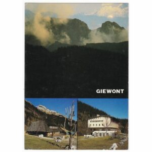 TATRY GIEWONT WIDOKÓWKA A49465
