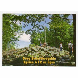 GÓRY ŚWIĘTOKRZYSKIE ŁYSICA WIDOKÓWKA WR8657