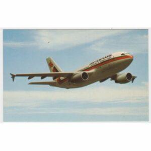 LUFTHANSA AIRBUS A310 WIDOKÓWKA A51024