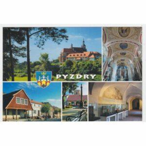 PYZDRY HERB WIDOKÓWKA A51033