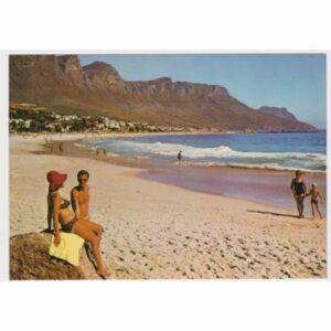 CAMPS BAY SOUTH AFRICA WIDOKÓWKA A52810