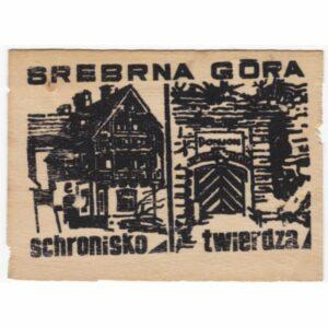 SREBRNA GÓRA SCHRONISKO WIDOKÓWKA A53784
