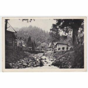 GORCE PODHALE WIDOKÓWKA A53821