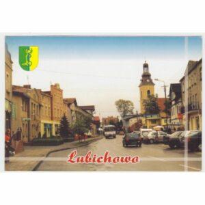 LUBICHOWO HERB WIDOKÓWKA A53829