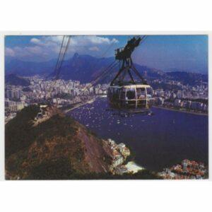RIO DE JANEIRO WIDOKÓWKA A54291