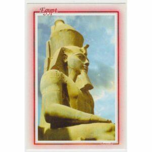 EGIPT RAMZES WIDOKÓWKA A54475