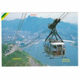 RIO DE JANEIRO WIDOKÓWKA A54604