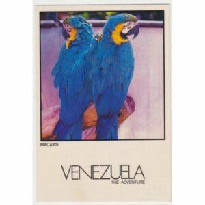 WENEZUELA PAUGI WIDOKÓWKA A55463