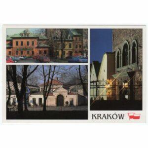 KRAKÓW KAZIMIERZ WIDOKÓWKA WR8745