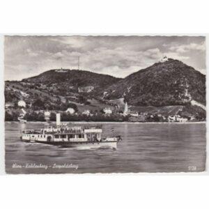 AUSTRIA WIEDEŃ STATEK WIDOKÓWKA A58187