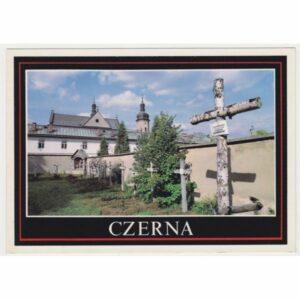 CZERNA WIDOKÓWKA A58554