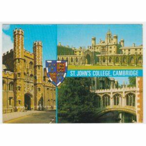 ANGLIA CAMBRIDGE ST.JOHN'S COLLEGE WIDOKÓWKA A59681