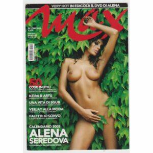 ALENA SEREDOVA AKT POCZTÓWKA A60206