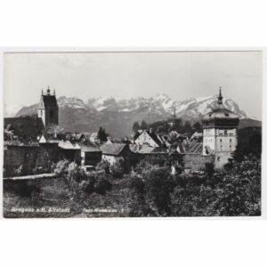 AUSTRIA BREGENZ WIDOKÓWKA A60378