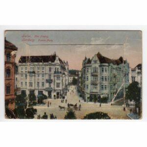 LWÓW LEMBERG PLAC FREDRY LEPORELLO WIDOKÓWKA A60480