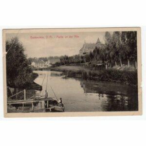 BARTOSZYCE BARTENSTEIN WIDOKÓWKA A60510