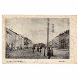 RAWA MAZOWIECKA WIDOKÓWKA A60511