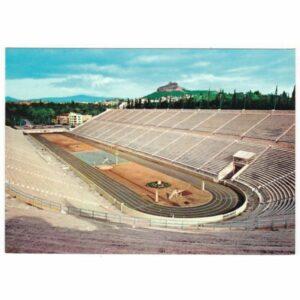 GRECJA ATENY STADION WIDOKÓWKA A60527