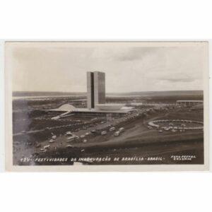 BRAZYLIA BRASILIA WIDOKÓWKA A61097