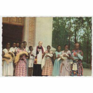 AFRICA CHRISTIANA WIDOKÓWKA A61116