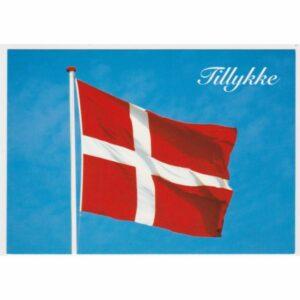 DANIA FLAGA WIDOKÓWKA A61519