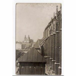 KRAKÓW Kościół św. Katarzyny Aleksandryjskiej SKAŁKA WIDOKÓWKA A61528