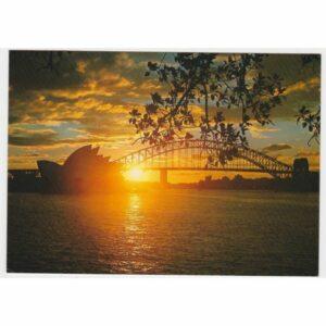 AUSTRALIA SYDNEY MOST WIDOKÓWKA A62004