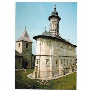 RUMUNIA DRAGOMIRNA MONASTYR WIDOKÓWKA A62065