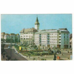 RUMUNIA TARGU MURES WIDOKÓWKA A62439