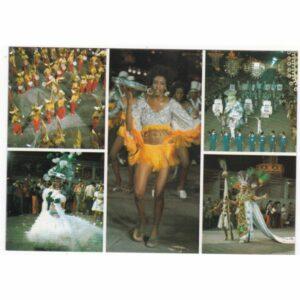 RIO DE JANEIRO KARNAWAŁ WIDOKÓ0WKA A62799