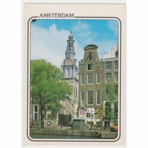 AMSTERDAM POCZTÓWKA A62867