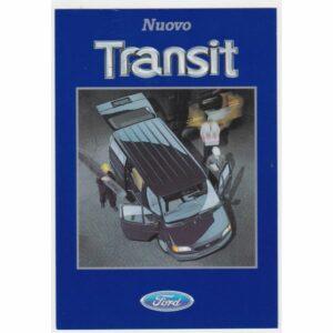 FORD TRANSIT POCZTÓWKA A63004
