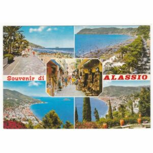 ALASSIO WIDOKÓWKA A63298