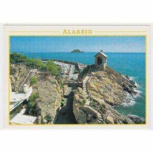 ALASSIO WIDOKÓWKA A63567