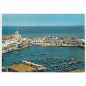ALGIERIA ALGER WIDOKÓWKA A63708
