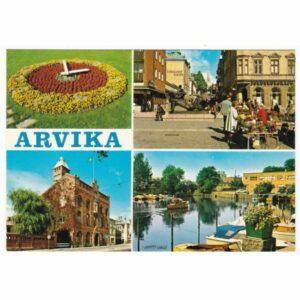ARVIKA WIDOKÓWKA A64351