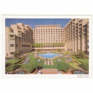 DELHI HYATT REGENCY WIDOKÓWKA A64621