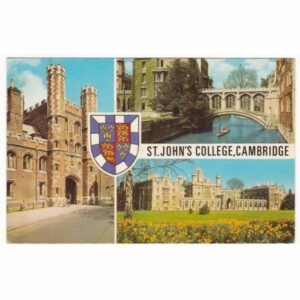 ANGLIA CAMBRIDGE WIDOKÓWKA A64740